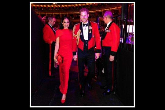 Pangeran Harry dan Meghan Markle teken kontrak untuk podcast Spotify