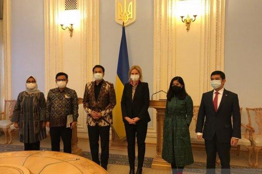 DPR-Verkhovna Rada sepakat tingkatkan hubungan Indonesia-Ukraina
