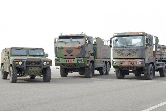 Kia segera buat kendaraan tempur untuk militer Korsel