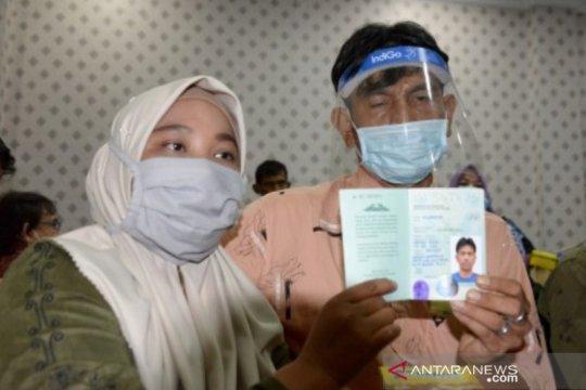 Kemenkumham terbitkan 37.309 paspor didominasi pemohon perempuan