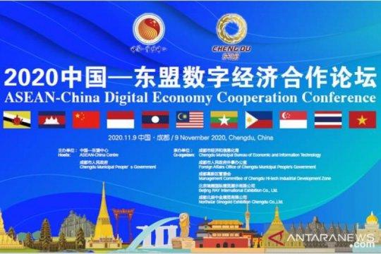 Dubes: Konferensi Ekonomi Digital ASEAN-China harus beri nilai tambah
