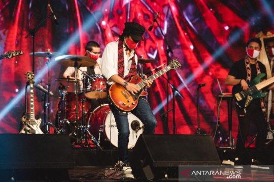 Menparekraf apresiasi Konser Gitaris Pemuda untuk Negeri