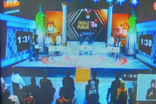 Tiga calon Bupati Sidoarjo siap jadikan Lapindo tempat wisata edukasi