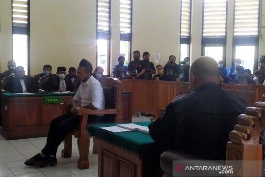 Jaksa tuntut terdakwa Jrx SID selama tiga tahun penjara