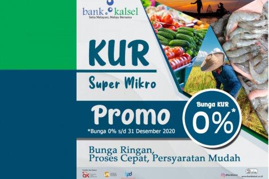 BRI salurkan KUR super mikro Rp250 miliar di Bandar Lampung
