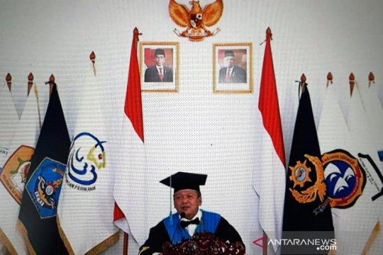 Menteri Edhy: Jangan tinggalkan kampus kalau ingin sukses
