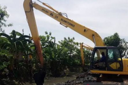 Kali Tambun Rengas dinormalisasi untuk antisipasi banjir