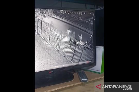Polisi lumpuhkan kaki begal motor