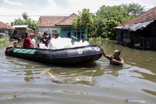 Lima desa di Pasuruan terendam banjir