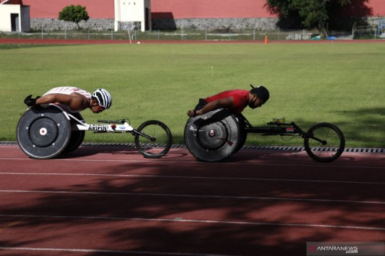 Pelatnas NPC Paralimpiade 2021