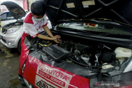 """Toyota hadirkan program perawatan mobil """"November Rain"""""""