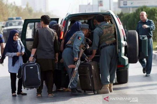 Universitas Kabul diserbu, 22 tewas