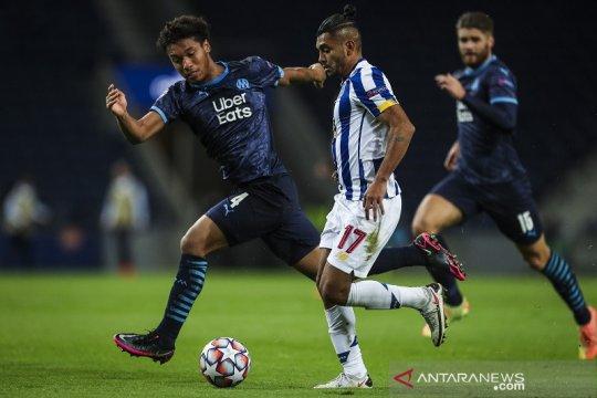 Berkat Corona, Porto kantongi tiga poin penuh lawan Marseille