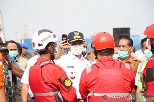 Genangan melanda 0,38 persen wilayah RT di DKI Jakarta