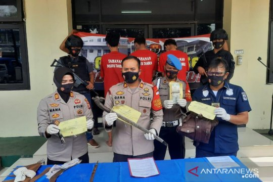 Polisi meringkus kawanan begal sadis di Bekasi