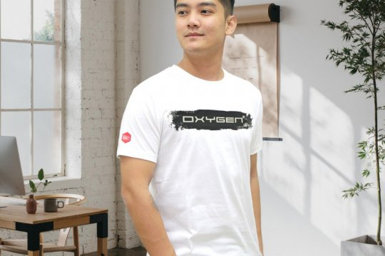 Oxygen Denim hadirkan t-shirt dengan inovasi baru