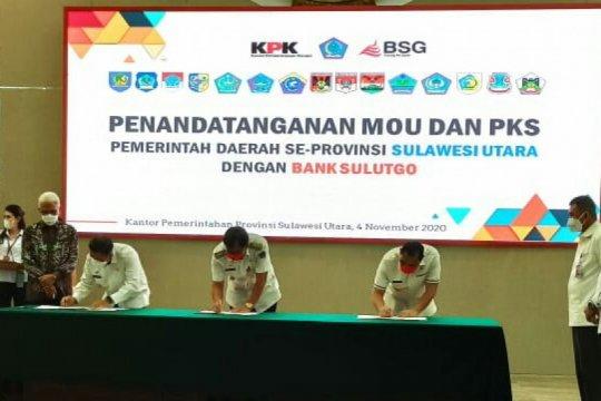 KPK dorong inovasi peningkatan PAD di Sulut cegah korupsi