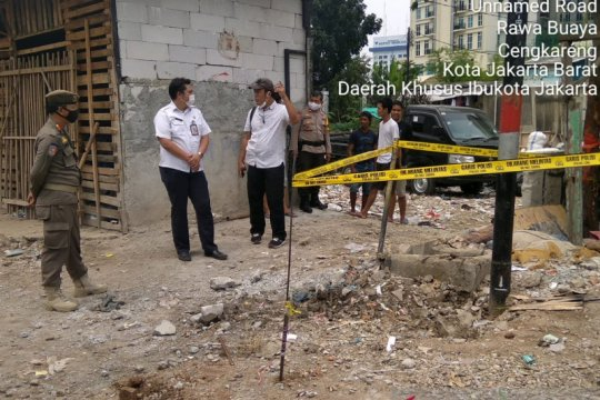 Tiga bocah luka bakar akibat percikan api korsleting di Rawa Buaya