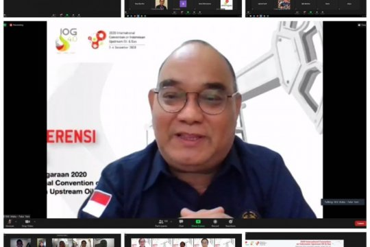 Kejar target produksi minyak, SKK Migas gelar forum virtual IOG 2020