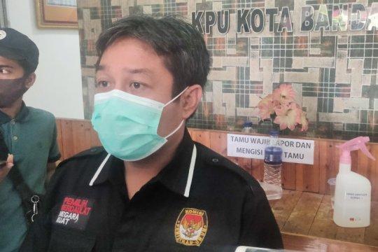 KPU Bandarlampung sanksi kurangi masa kampanye pasangan calon nomor 02