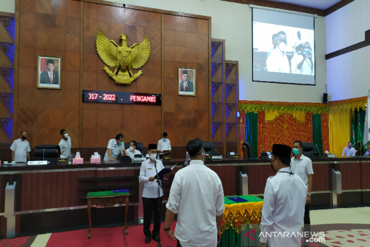 Pelantikan Gubernur Aceh utamakan prokes, undangan dibatasi