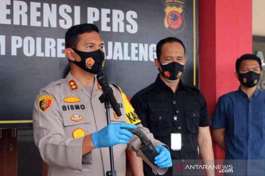 Polres Majalengka tangkap residivis kasus pembunuhan resahkan warga