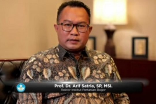 Rektor IPB University sebut kampus harus siap jadi R&D industri pangan