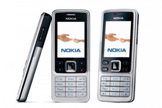 Ponsel klasik Nokia 6300 dan 8000 akan dijual lagi?