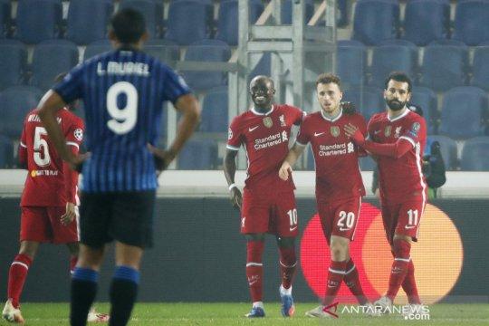 Liga Champions: Diogo Jota hat-trick, Liverpool menang 5-0