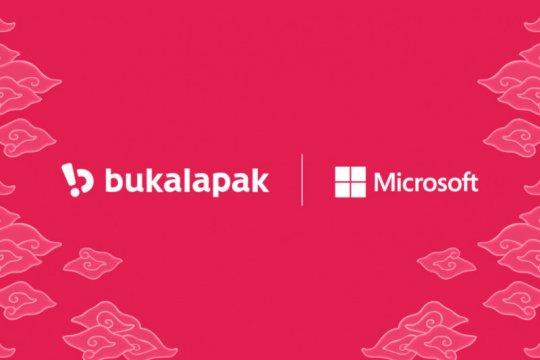 Microsoft investasi strategis di Bukalapak
