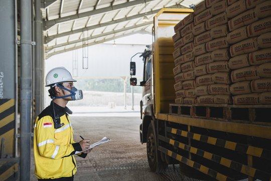 Semen Indonesia dan KAI jalin kerja sama angkutan semen