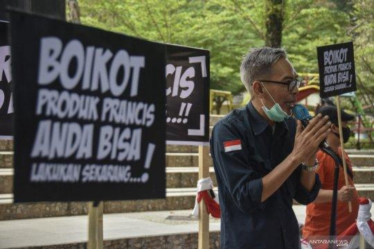 Aksi boikot produk Prancis, jangan sampai rugikan toko kecil