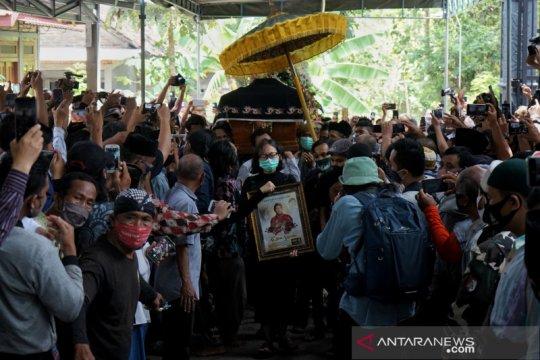 Yogyakarta kehilangan ikon seni wayang kulit Ki Seno Nugroho