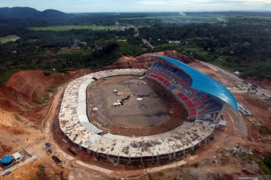 Stadion Utama Sumbar siap jadi lokasi pembukaan MTQ Nasional 2020