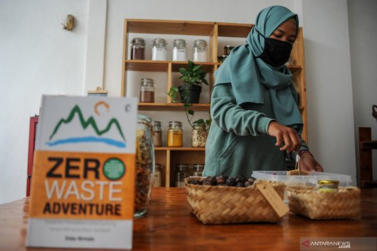 Toko Nol Sampah di Bandung