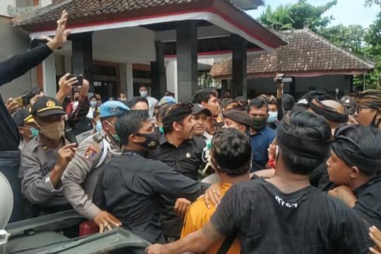 Polda Bali periksa lima saksi terkait dugaan penganiayaan anggota DPD