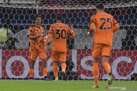 Juventus menang meyakinkan 4-1 atas Ferencvaros