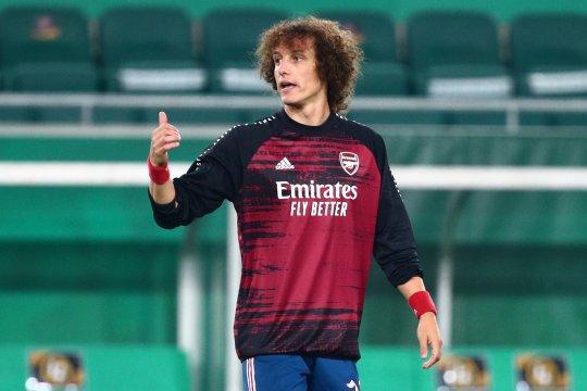 Paris Saint-Germain tertarik pulangkan David Luiz