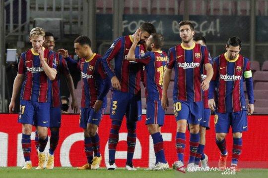 Dua staf tim Barcelona positif COVID-19, latihan dijadwal ulang