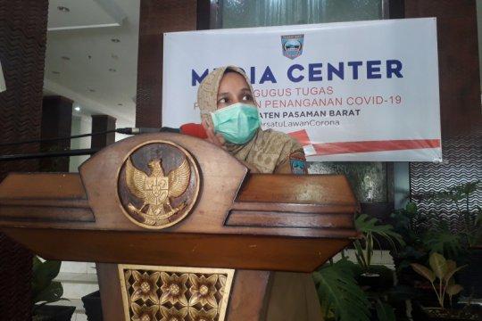 126 orang pasien COVID-19 di Pasaman Barat sembuh