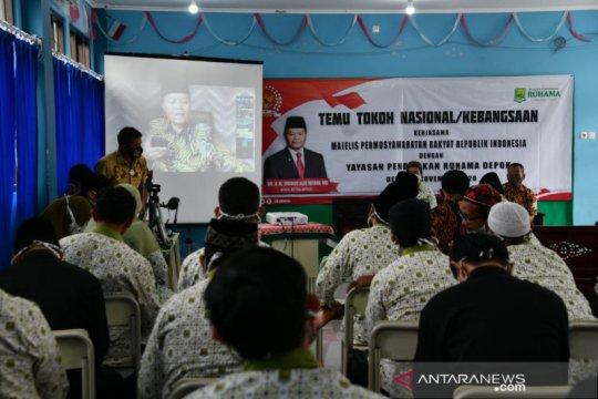 MPR: Indonesia berdiri di atas kesepakatan pendiri bangsa
