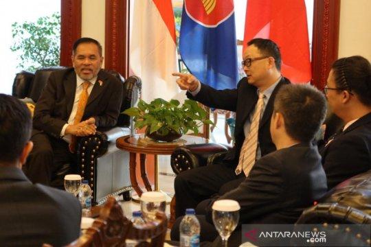 Delapan perusahaan China berminat investasi di Indonesia