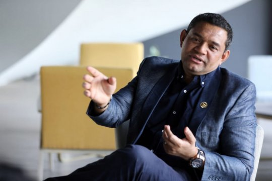 UU Cipta Kerja salah ketik, Fahri Bachmid tawarkan tiga opsi