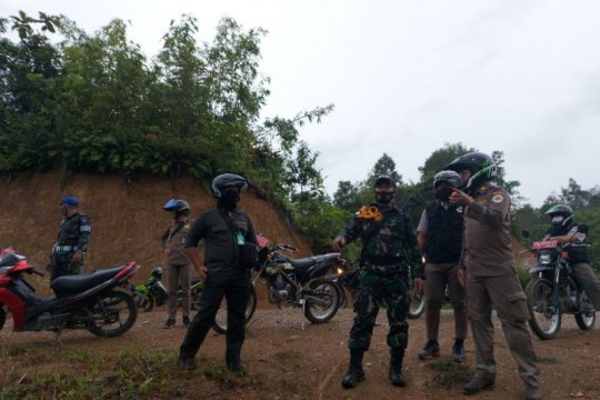 Satgas Pamtas tingkatkan patroli perbatasan Indonesia-Malaysia