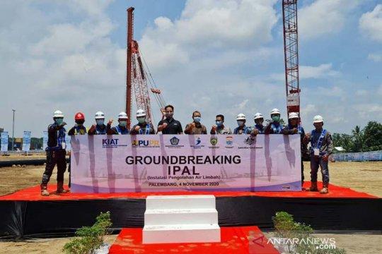 PT PP mulai bangun IPAL di Palembang