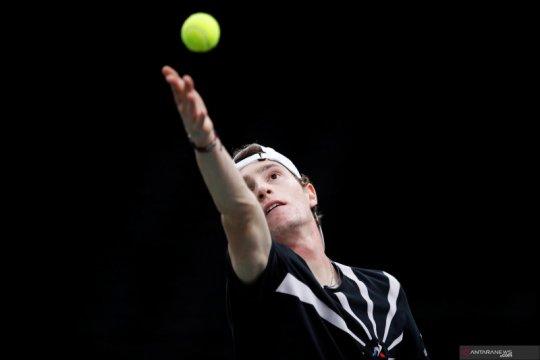 Tenis Paris Masters: Ugo Humbert melaju ke perempat final