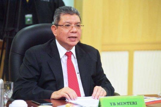Malaysia rugi Rp8 M lebih per hari karena PKP