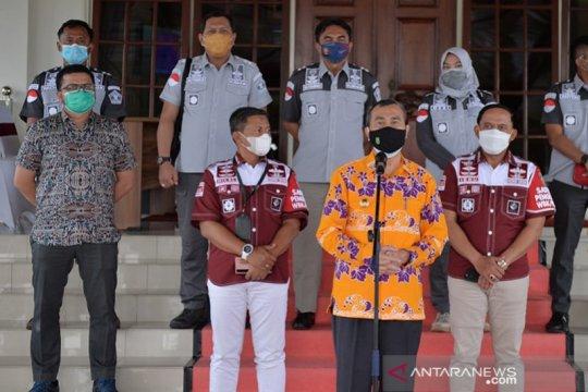 Riau waspadai klaster COVID-19 di Lapas karena 357 napi terinfeksi