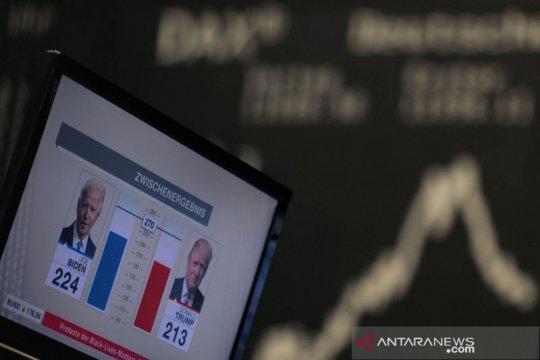 Saham Jerman rontok, indeks DAX 30 ditutup terjun 1,81 persen