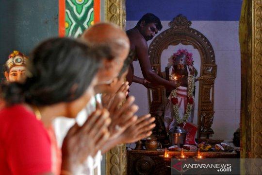 Desa leluhur Harris di India rayakan keunggulan Biden dalam Pilpres AS